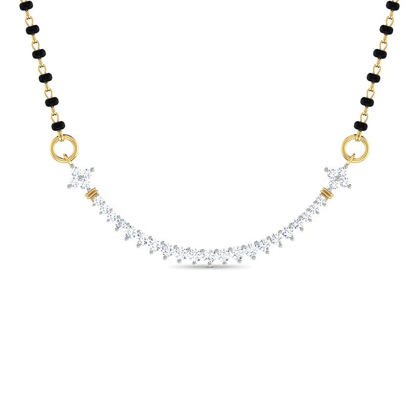 Urvi Diamond Mangalsutra