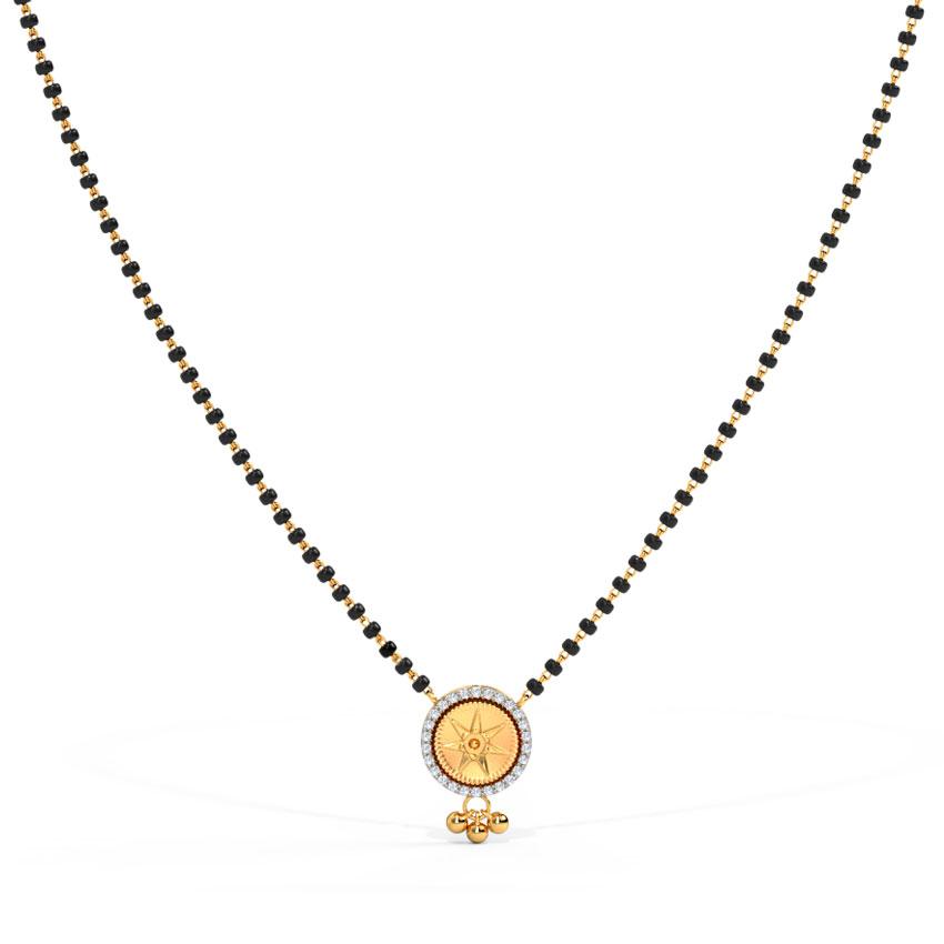 Esha Coin Mangalsutra
