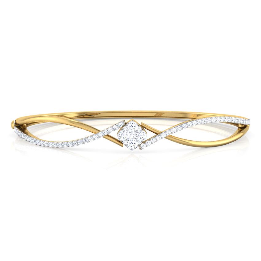 Enigma Diamond Bracelet