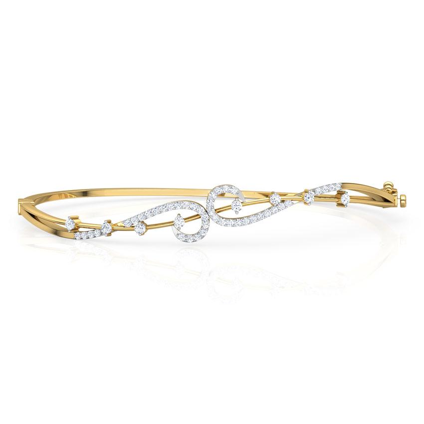 Juno Scroll Bracelet