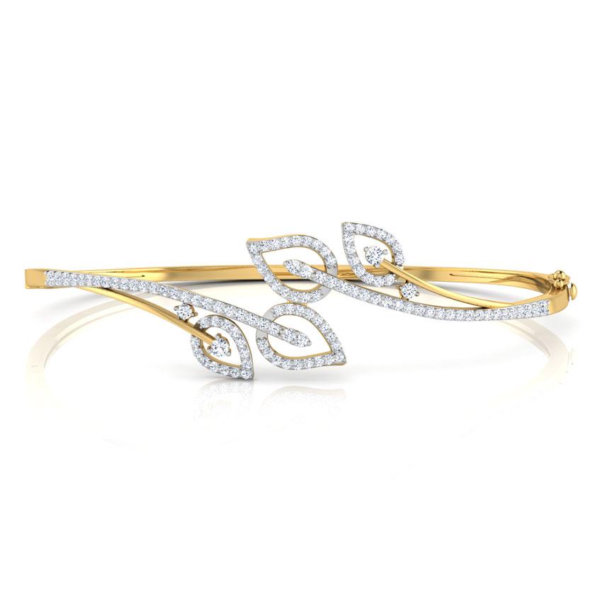 Laura Leaf Bracelet