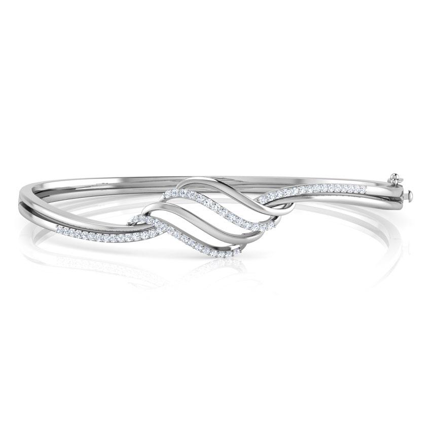Lorra Curved Bracelet