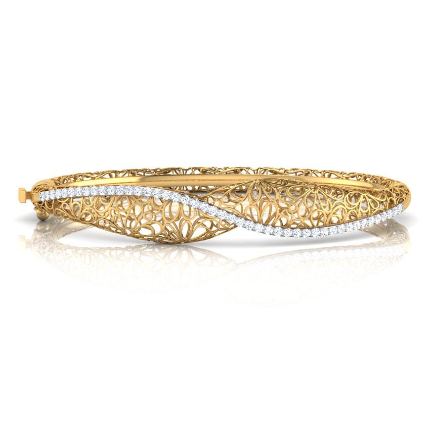 Fabia Trellis Bracelet