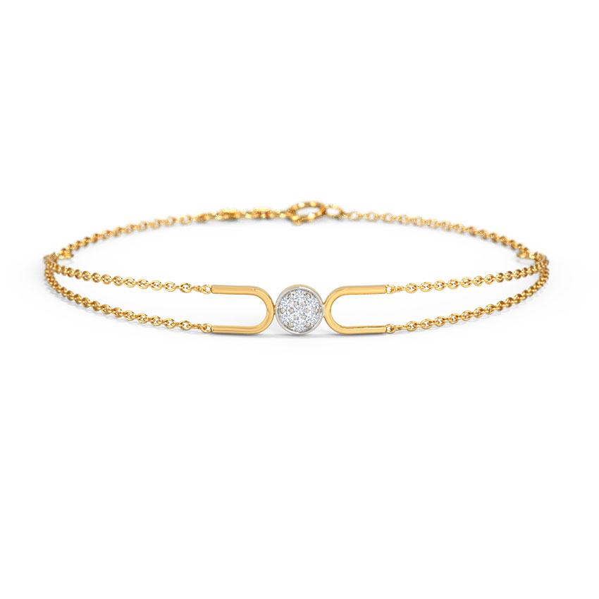 Elia Cluster Hug Bracelet