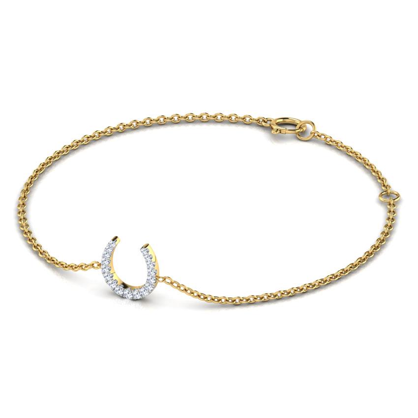 Amy Horseshoe Bracelet