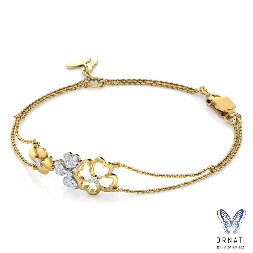 Bouquet Elegance Bracelet