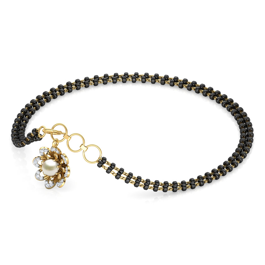 Saanvi Mangalsutra Bracelet