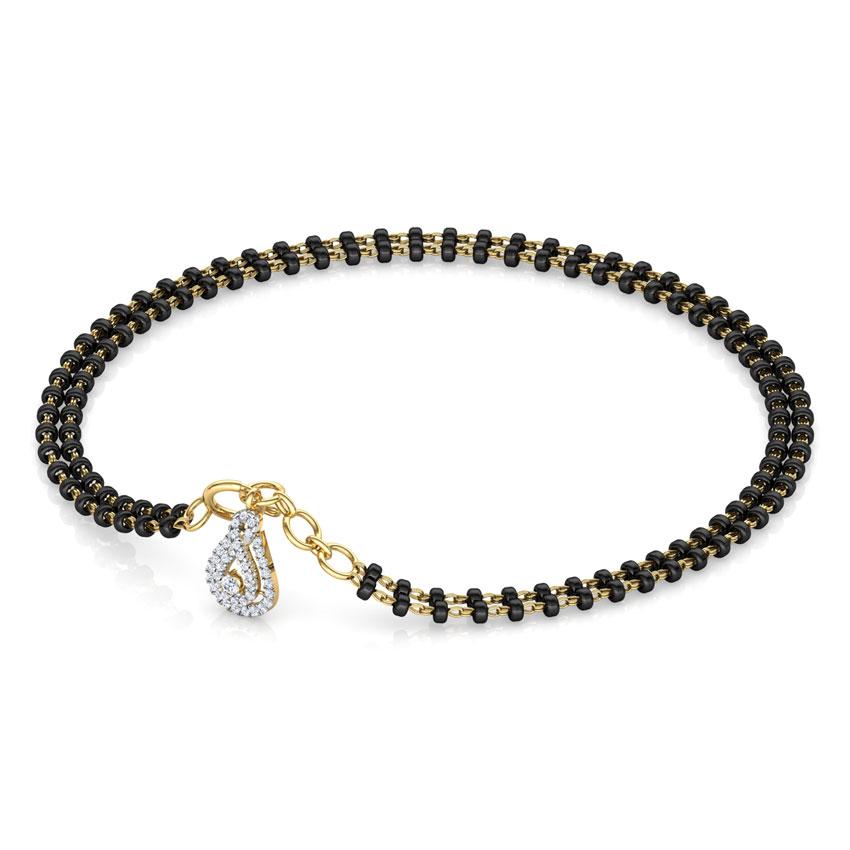 Reesha Mangalsutra Bracelet