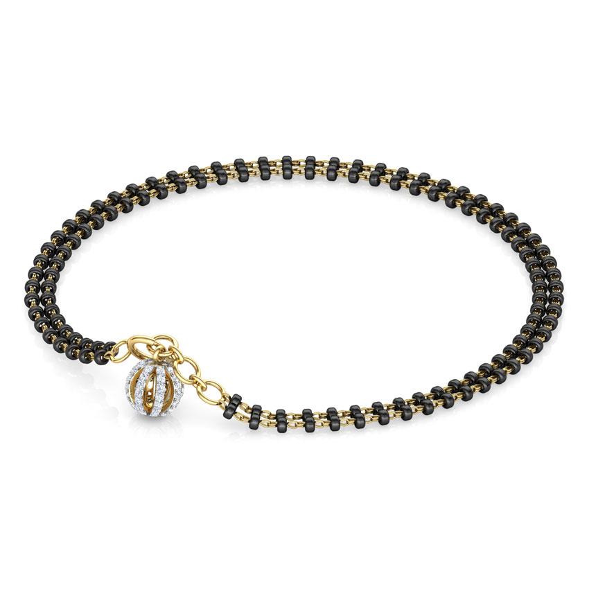 Vibha Mangalsutra Bracelet