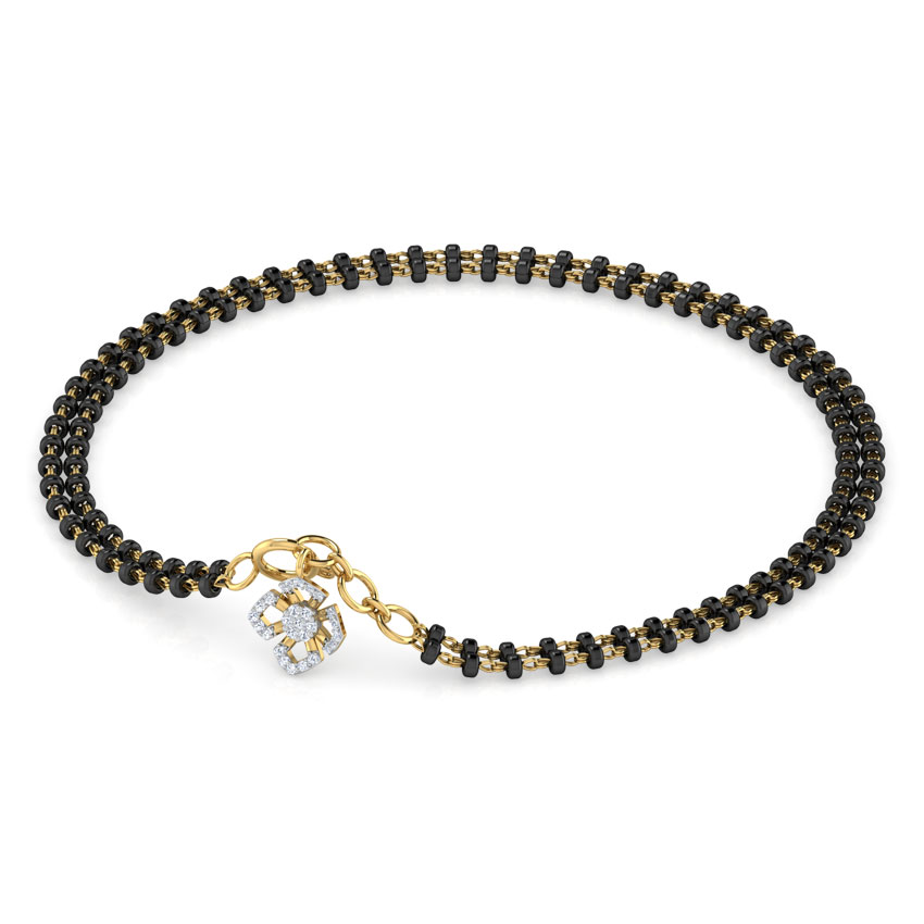 Yuti Mangalsutra Bracelet