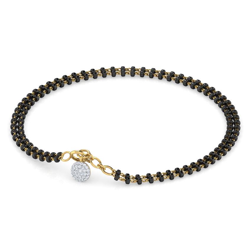 Adya Mangalsutra Bracelet