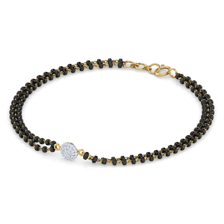 Amita Mangalsutra Bracelet