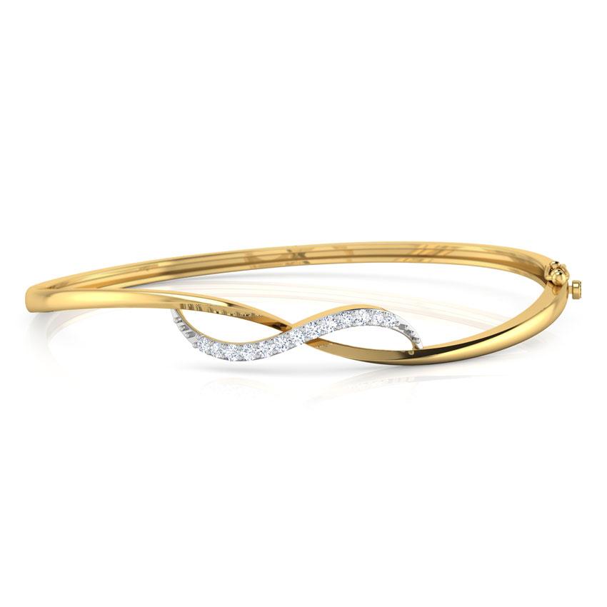 Infinity Curve Bracelet