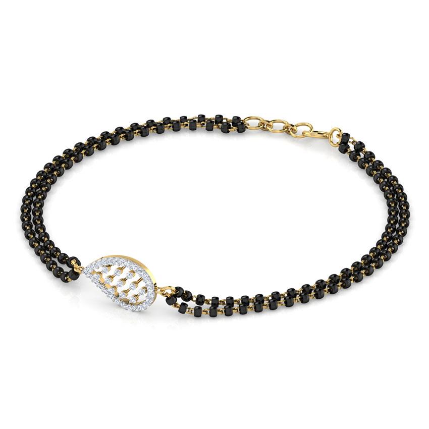 Misty Mangalsutra Bracelet