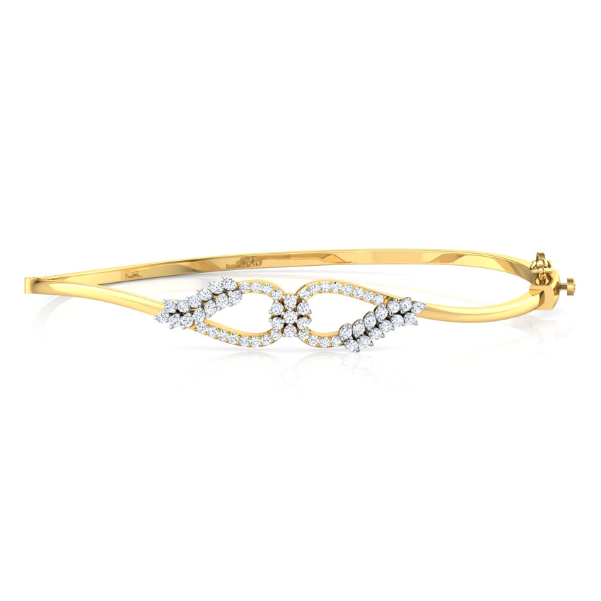 Cluster Twirl Bracelet
