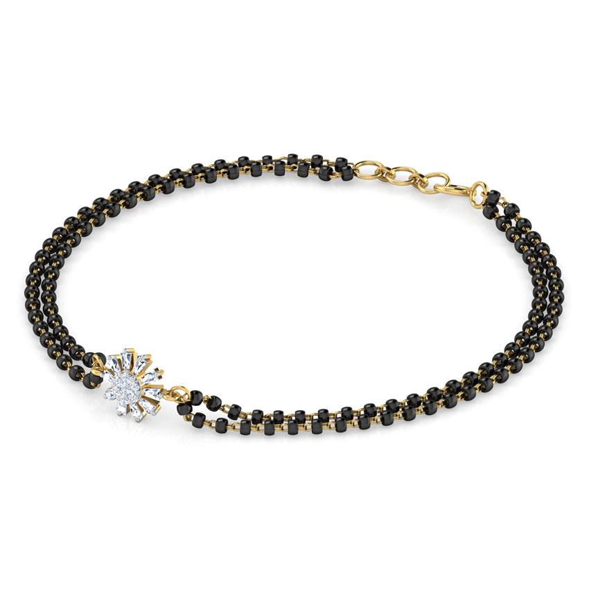 Aarushi Mangalsutra Bracelet