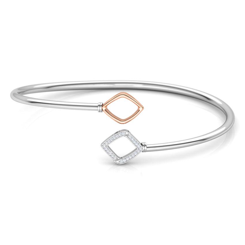 Duo Rhombus Bracelet