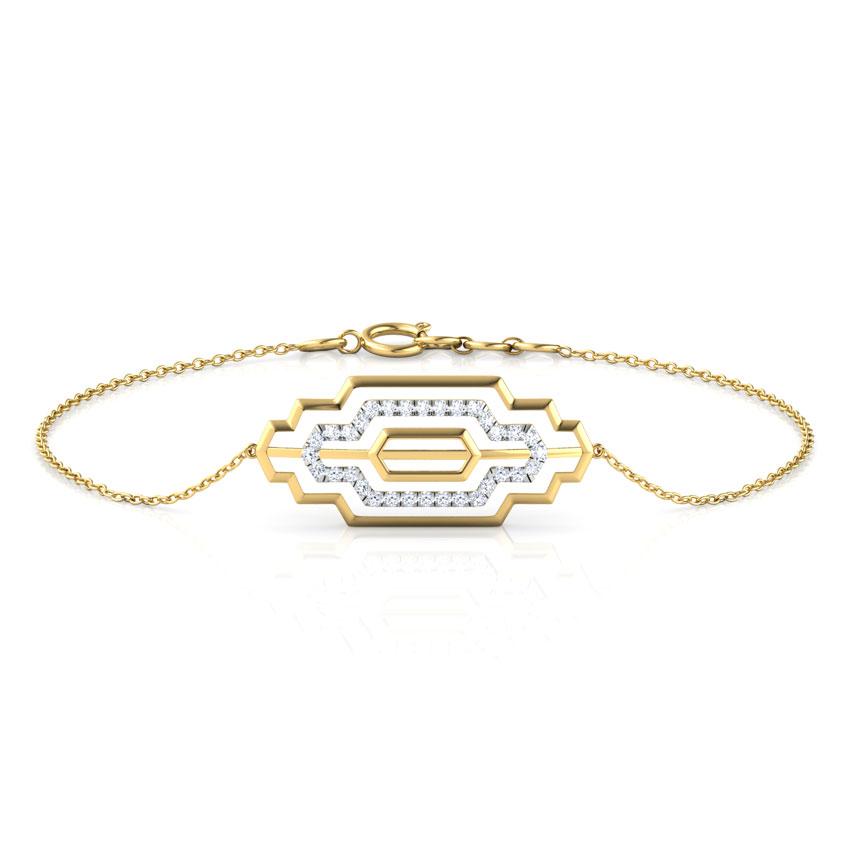 Metro Zigzag Bracelet
