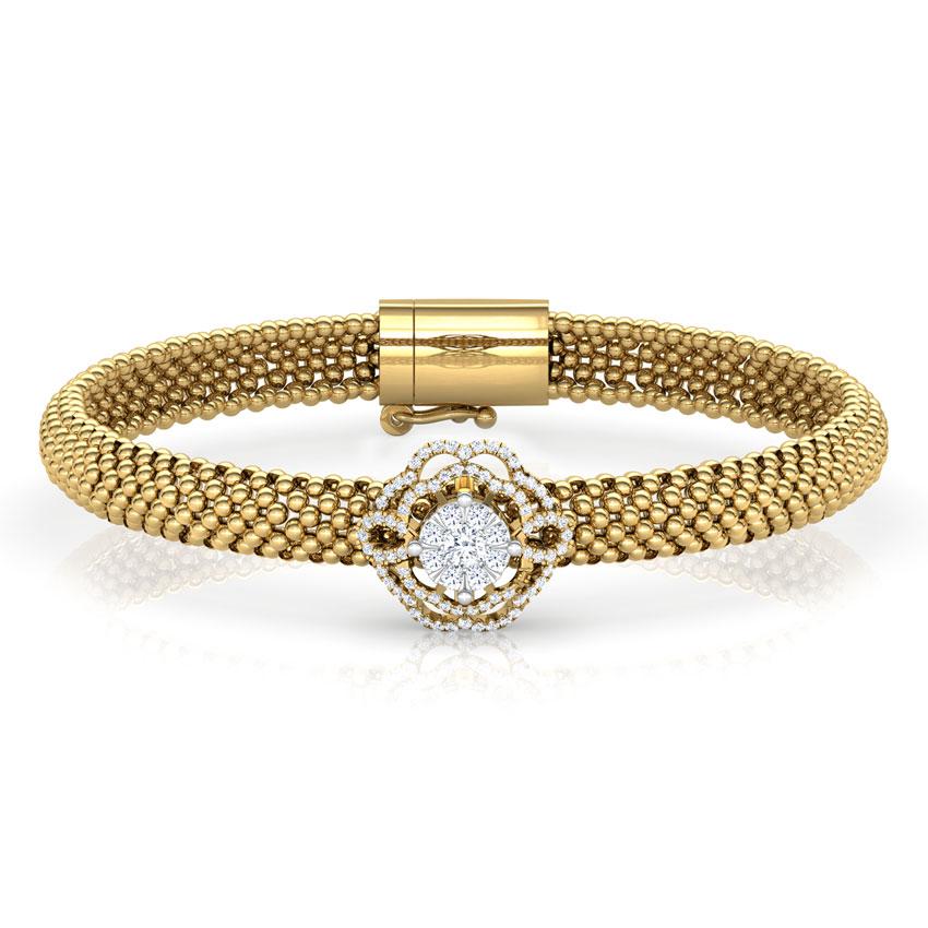 Granular Bloom Bracelet