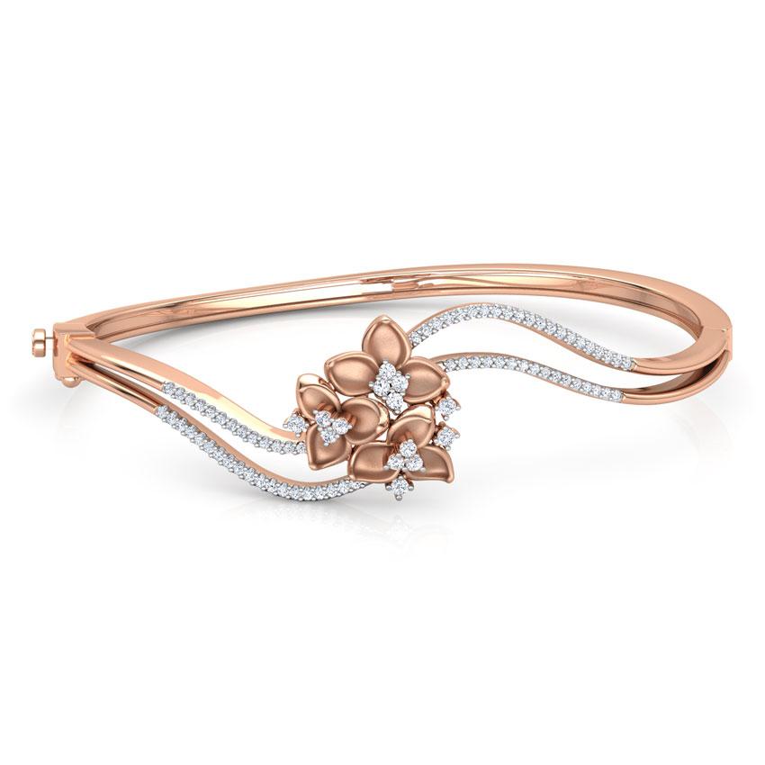 Floral Bouquet Bracelet