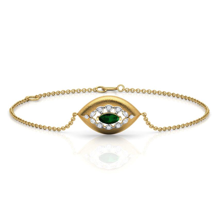 Marquise Brocade Bracelet
