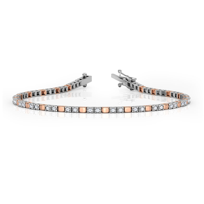 Luminous Tennis Bracelet