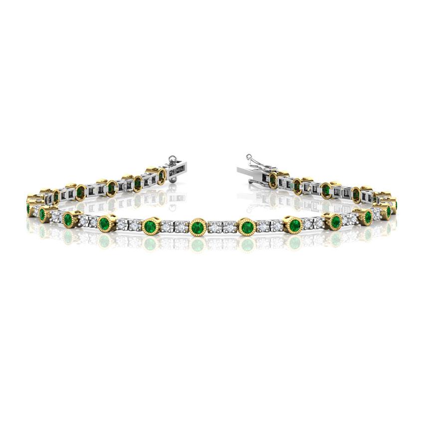 Glitter Tennis Bracelet