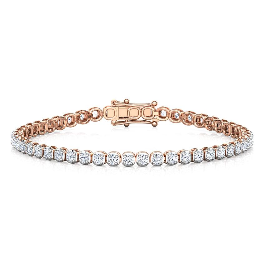Shimmer Classic Tennis Bracelet