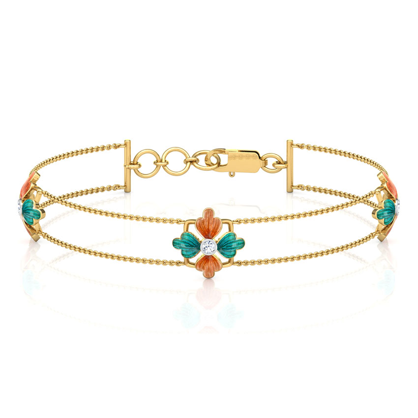 Mahira Tulip Bracelet