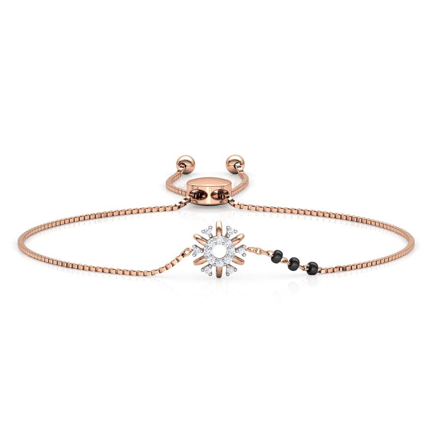 Aashi Mangalsutra Bracelet