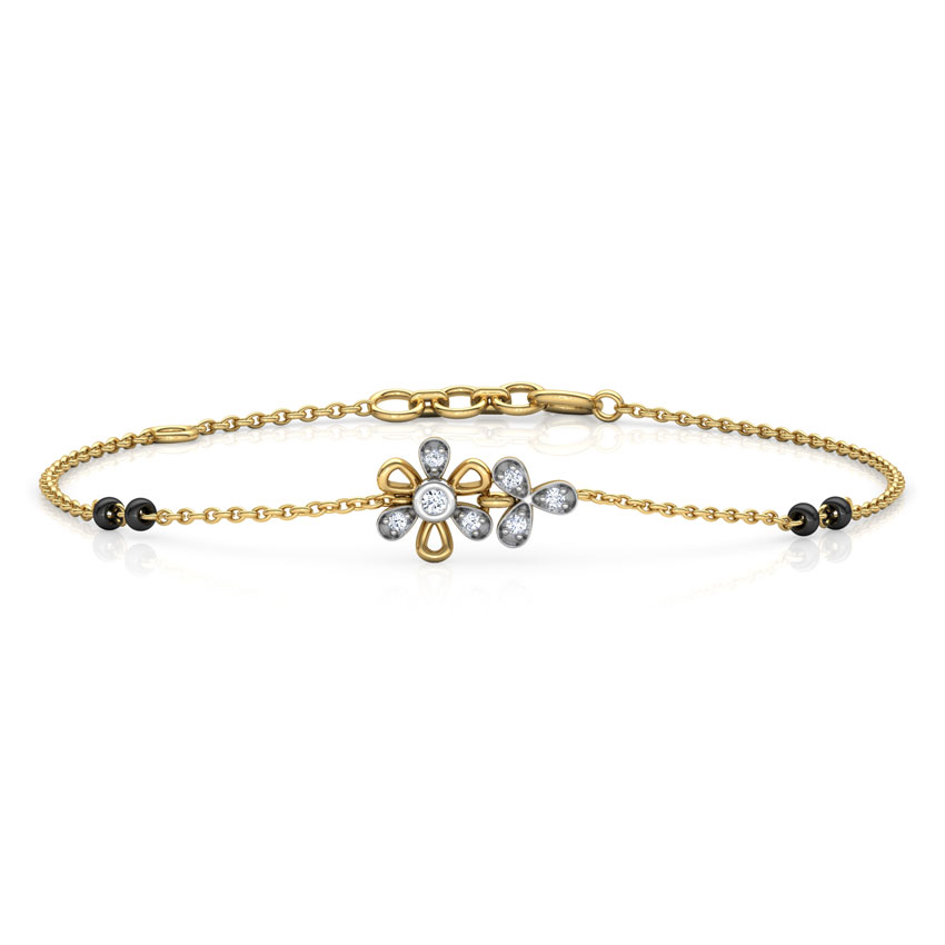 Meher Mangalsutra Bracelet