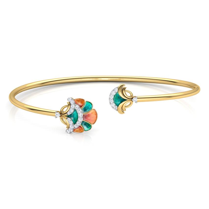 Latifa Floral Bracelet