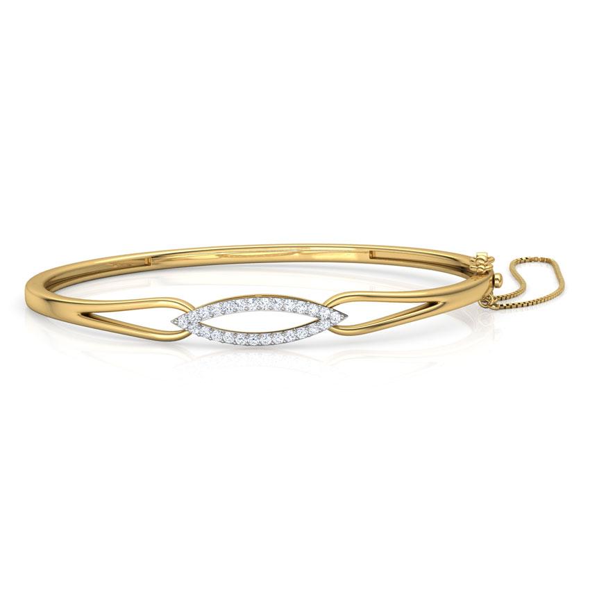 Marquise Contour Bracelet