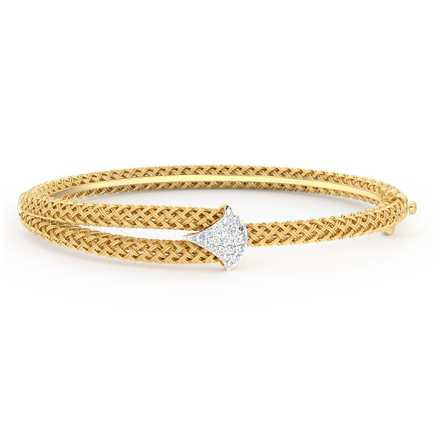 Flare Twill Bracelet