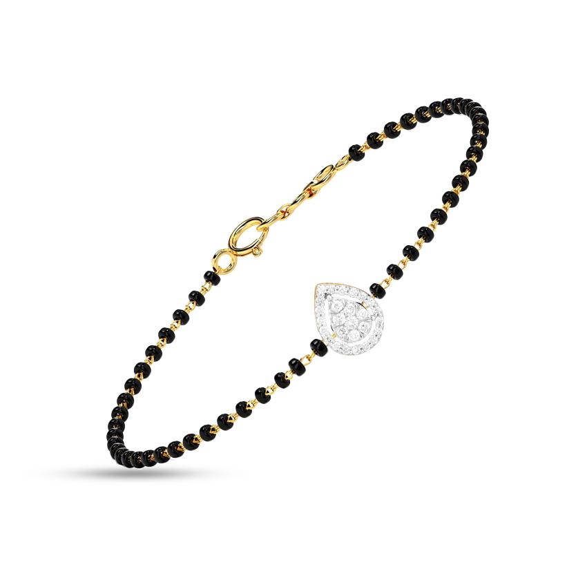 Elaina Mangalsutra Bracelet