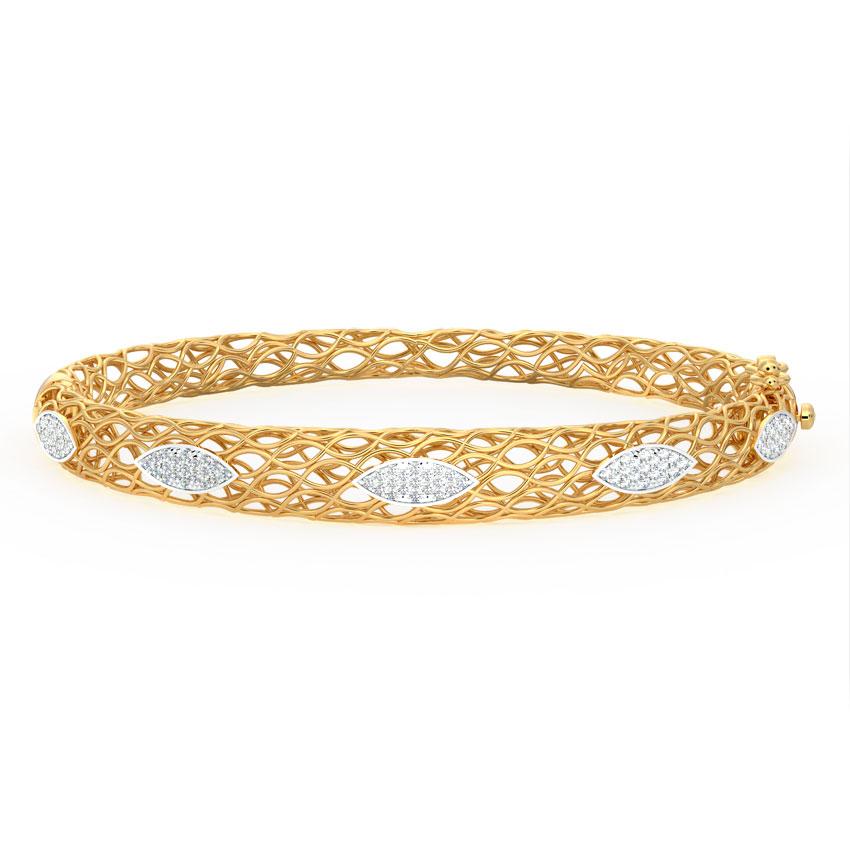Veera Marquise Mesh Bracelet