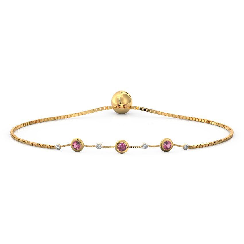 Dewdrops Adjustable Bracelet