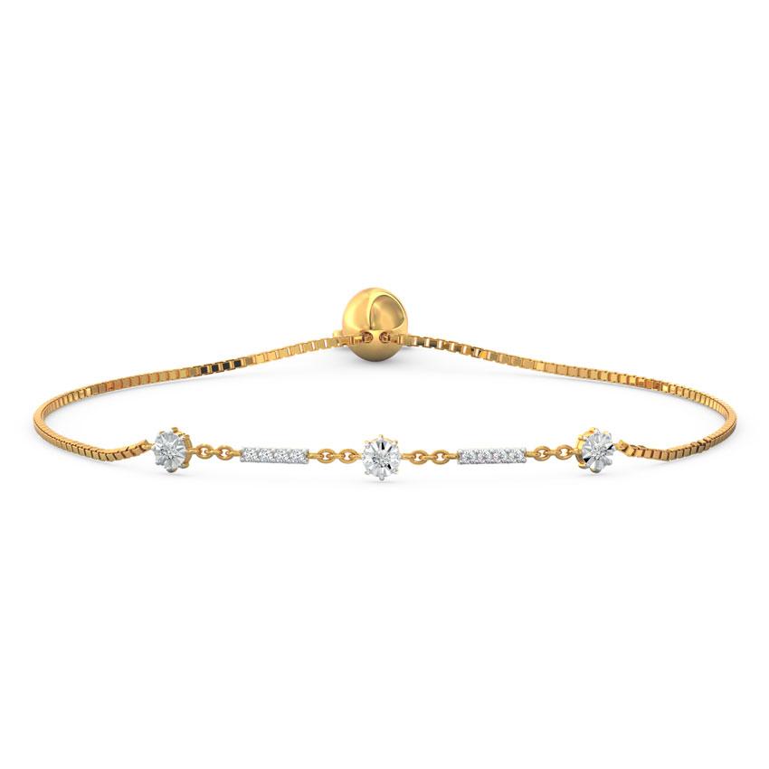 Orb Miracle Plate Adjustable Bracelet