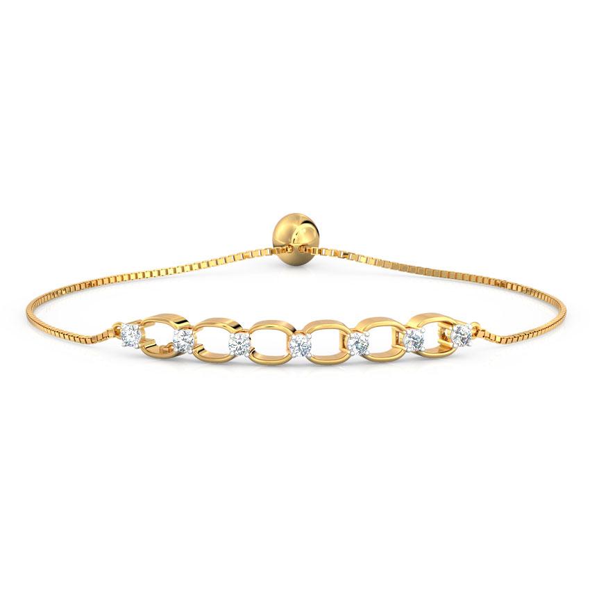 Link Adjustable Bracelet