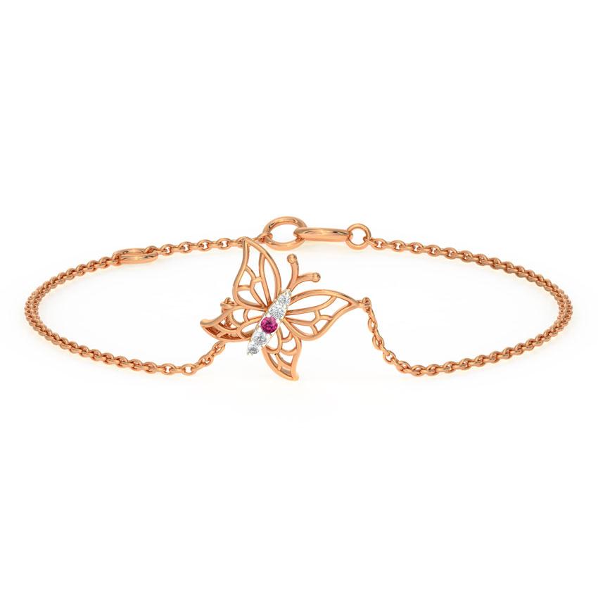 Butterfly Kids' Bracelet