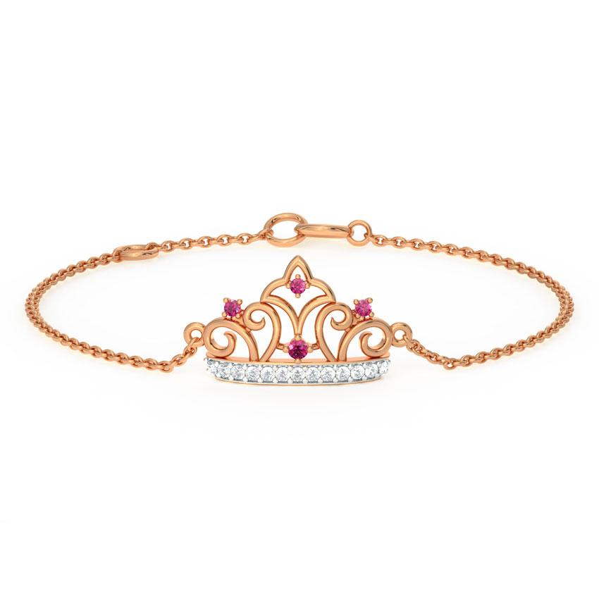 Tiara Kids' Bracelet