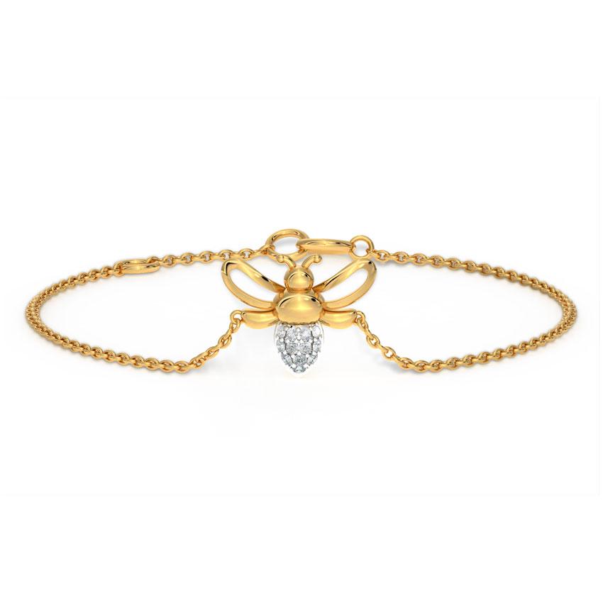 Bumblebee Kids' Bracelet