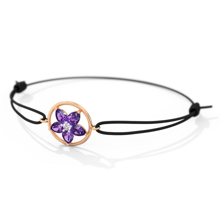 Bloom Motif Bracelet