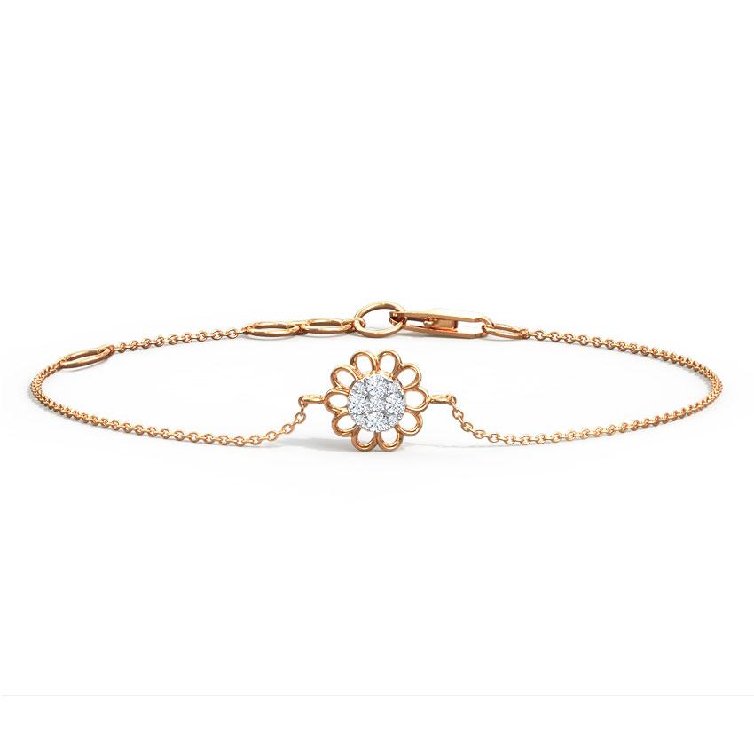 Dainty Blossom Bracelet