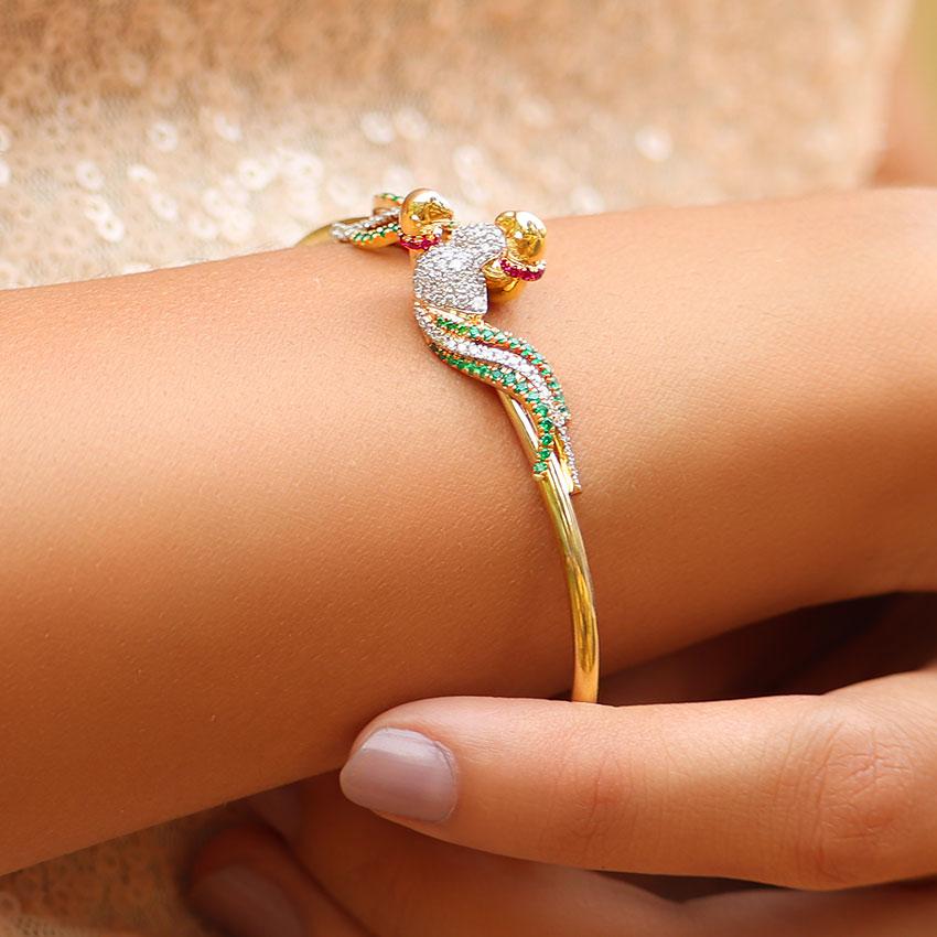 Magnificent Parrot Bracelet