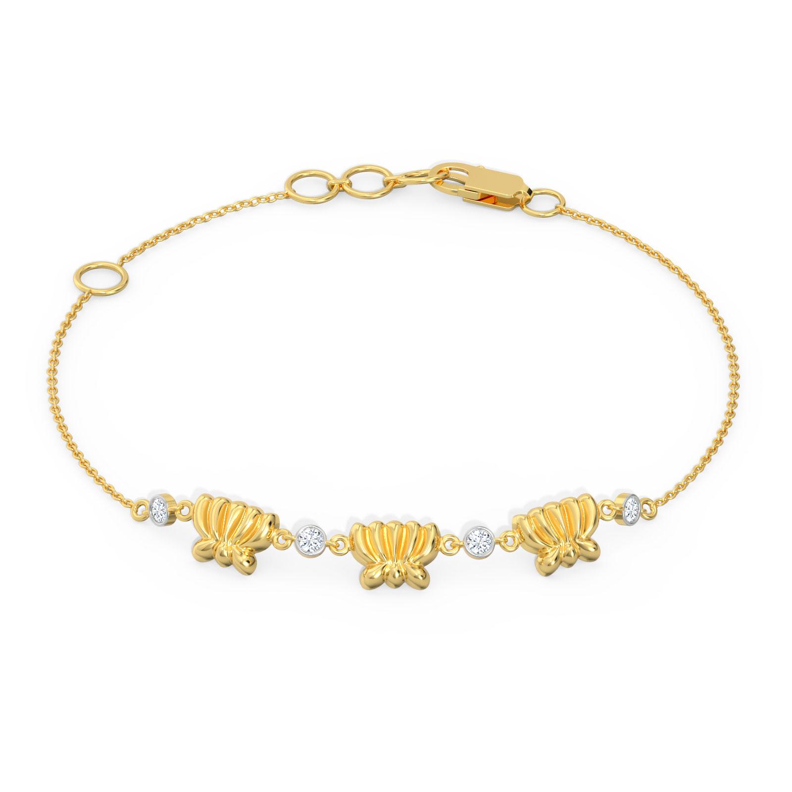 Reena Ornate Bracelet