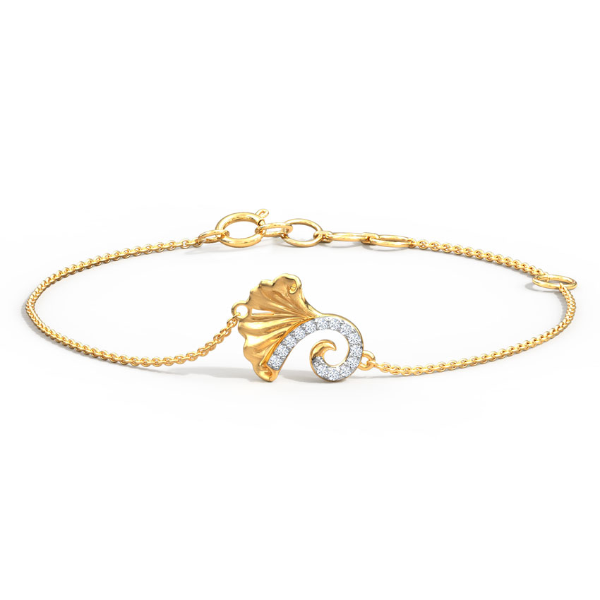 Winsome Ginkgo Bracelet