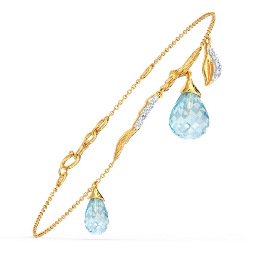 Charmed Dewdrops Bracelet