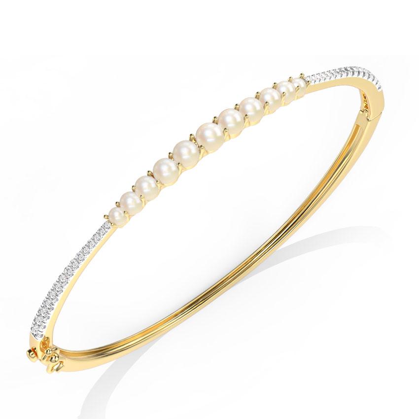 Brise Oval Bracelet