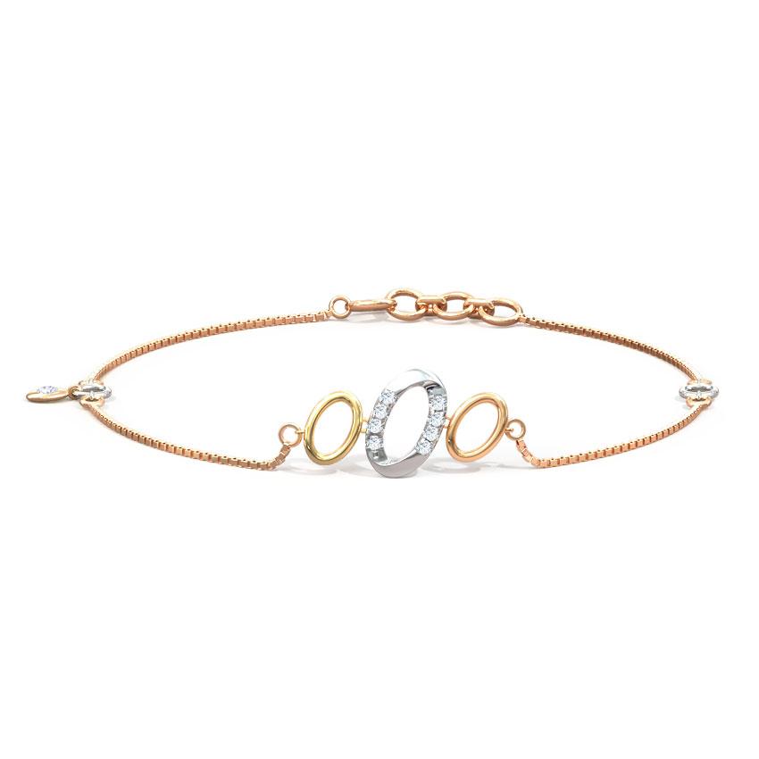 Audrey Oval Bracelet